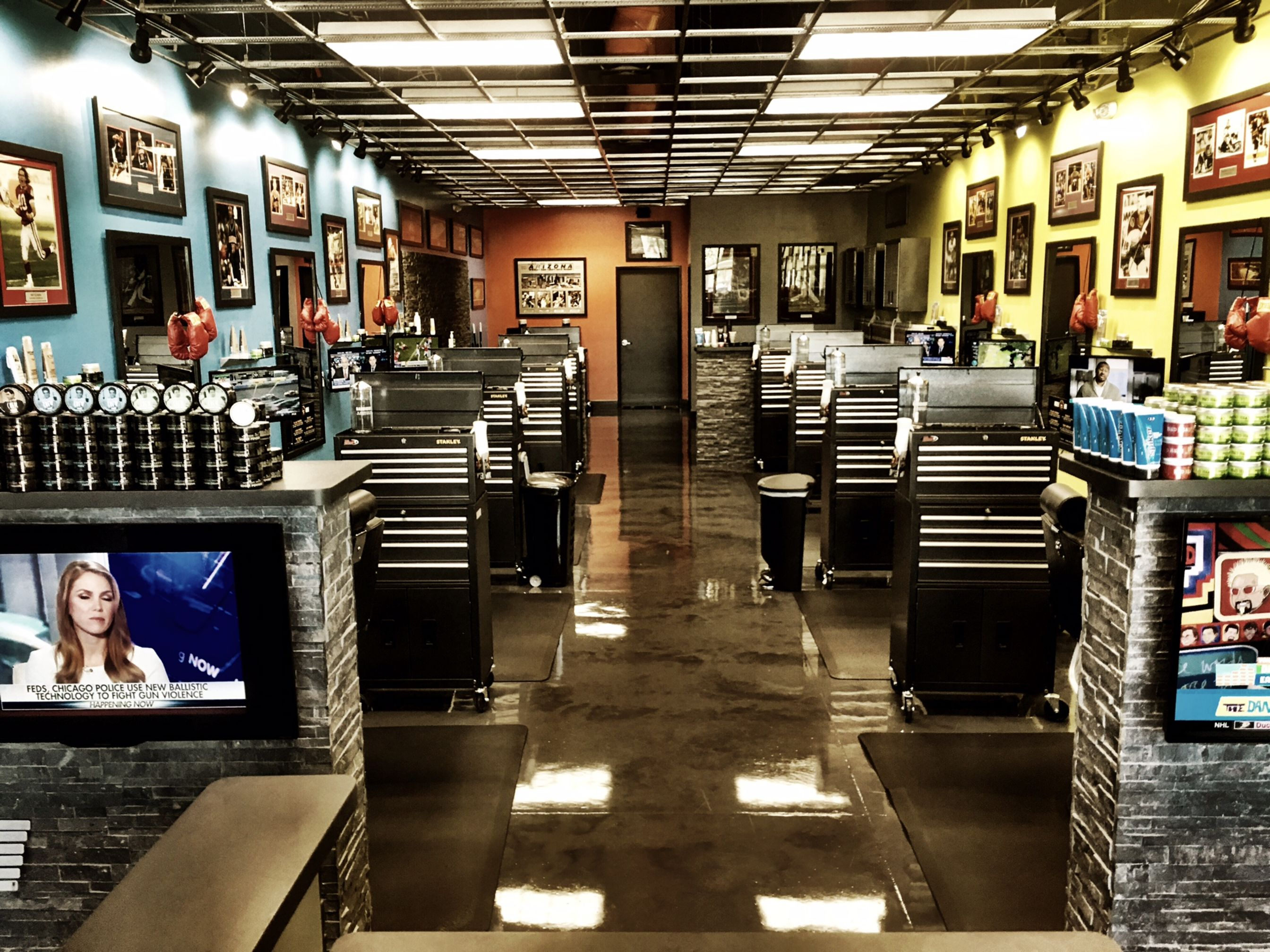 Lady Janes Haircuts For Men Cleaning Up America One Haircut At